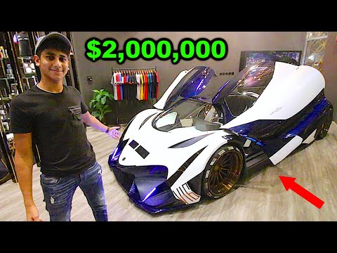 DUBAI'S RICHEST KID , HYPERCAR SHOPPING !!! from YouTube · Duration:  9 minutes 27 seconds