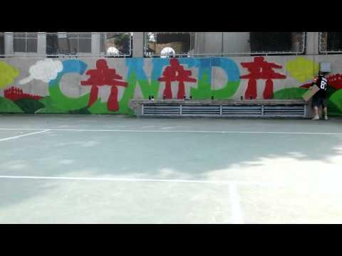 Canadian Embassy in Beijing gets Graffiti'd