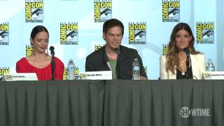 Dexter Comic-Con 2012 Panel: Dexter Morgan is For the People