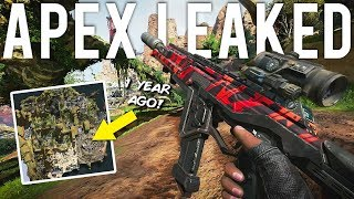 Apex Legends Leaked A Year Ago And No One Cared