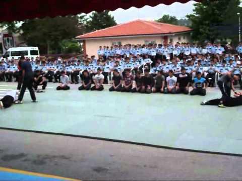 TA WİNGTSUN POLİS KOLEJİ ANKARA 07/06/2012 OCEAN SPORT ACADEMY