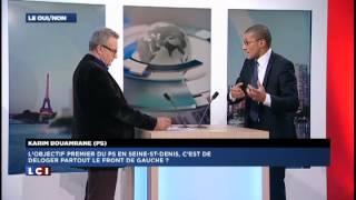 Karim Bouamrane sur LCI - Le Oui-Non de Michel Field