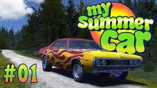 My Summer Car #01 mit Niklas