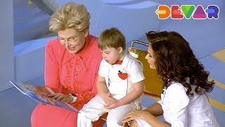 """Эвелина Блёданс и Азбука 2.0 в программе """"Жить здорово!"""" на Первом канале"""
