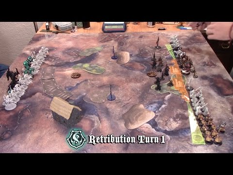 BatRep #13 Retribution vs. Menoth 75 points