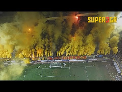 """Ring of Fire"" -  ARIS vs Boca Juniors (2017 version)"