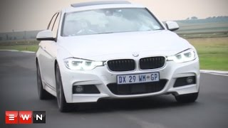 EWN in the Fast Lane: The legendary BMW 320D