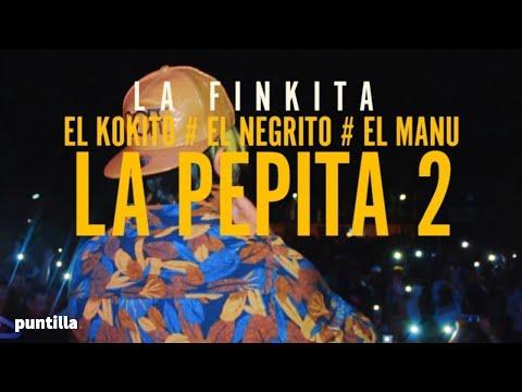 El Negrito X Kokito X Manu Manu - Pepita 2 - (OFFICIAL VIDEO) REGGAETON 2018 / CUBATON 2018