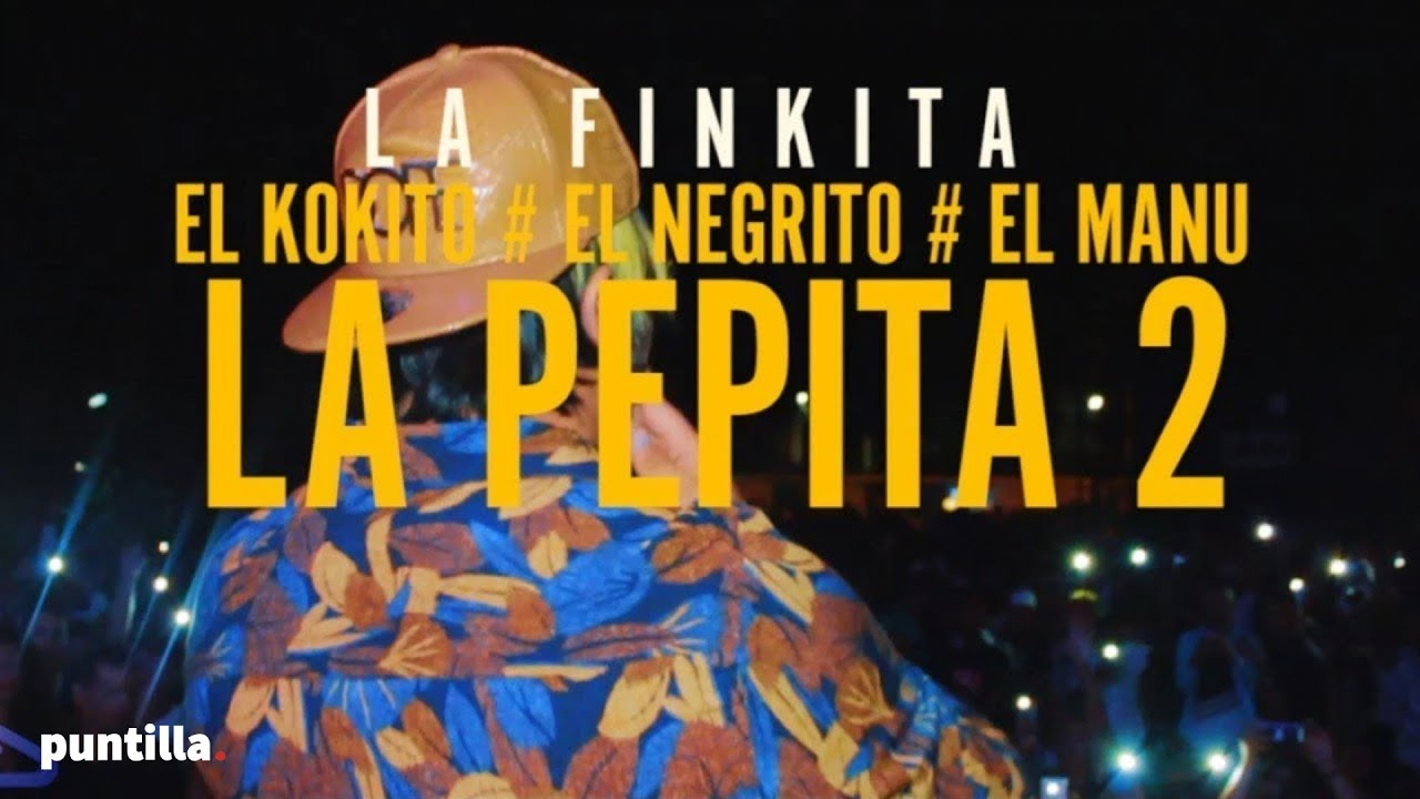 Download Dj Unic, El Negrito, Kokito y Manu Manu - Pepita 2 (Recap)