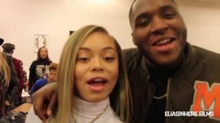 EliasInHere: The Rap Game's Nia Kay BirthdayBash Miss Mulatto Ayo Mateo Part 1