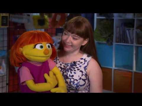 Sesame Street's newest Muppet has autism: Meet Julia