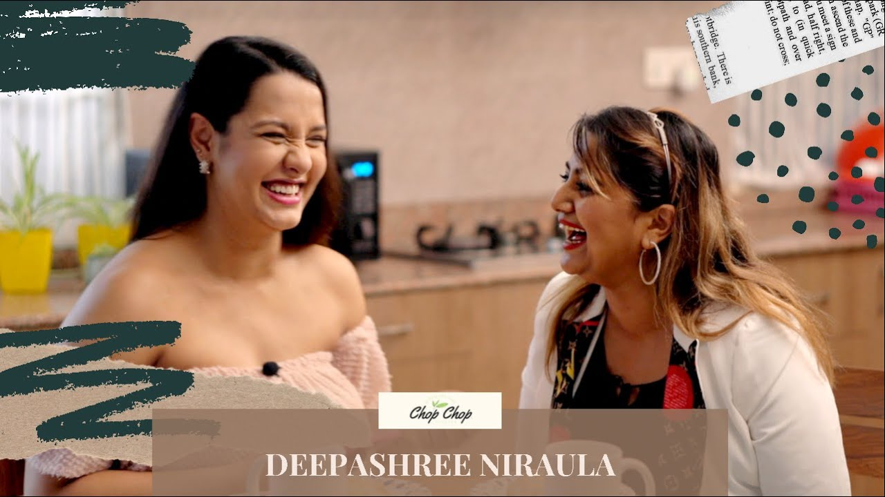 Download 'म मस्त! दामी! बिन्दास। एकदमै Free केटी' । Deepashree Niraula । Chop Chop Diaries   Trailer