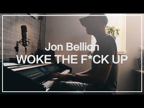 Jon Bellion - Woke The F*ck Up | Brian B. Cover