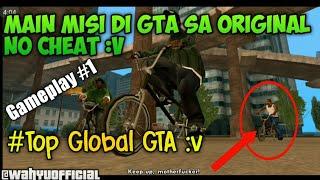 Gameplay GTA Sa No Cheat