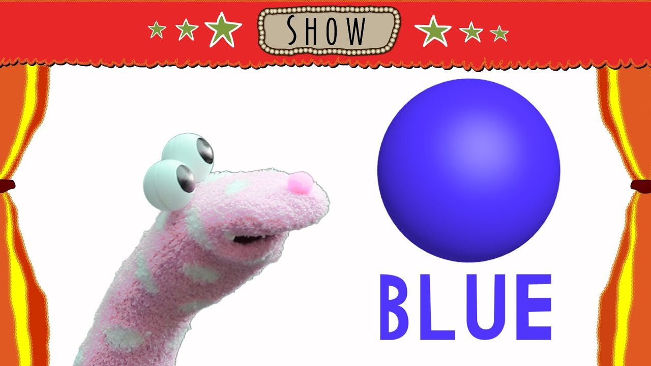 ball song colors puppet u0026 ball learning for children kids baby