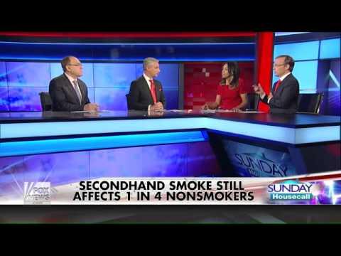 Shocking new report on secondhand smoke
