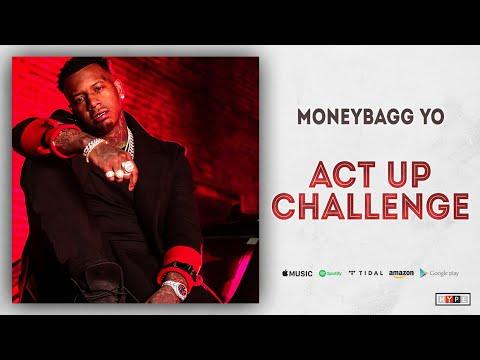 Moneybagg Yo – Act Up Challenge