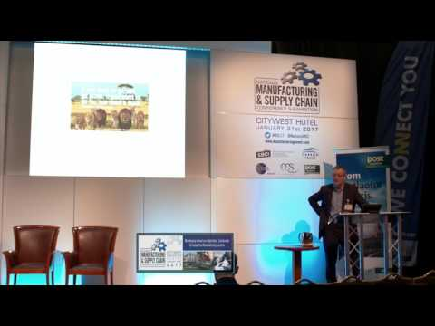 Hugh Henry – Director of Innovation and R&D, Bord na Mona Plc