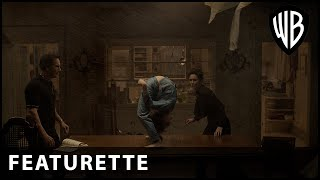 The Conjuring: The Devil Made Me Do It - Demonic Possession Featurette - Warner Bros. UK