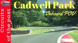 Cadwell Park Onboard in a Mazda MX3 V6