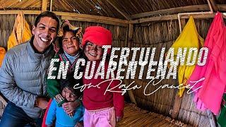 #TertuliandoEnCuarentena con Rafa Cancel