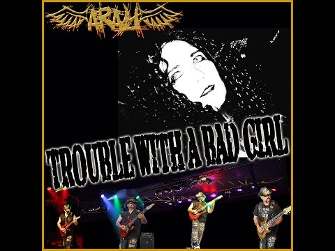 """Trouble With a Bad Girl CD"" preview on Click"