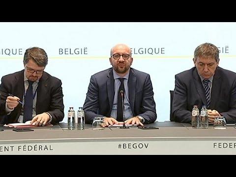 """Attentats de Bruxelles : """"un moment noir pour notre pays"""" (Charles Michel)"""
