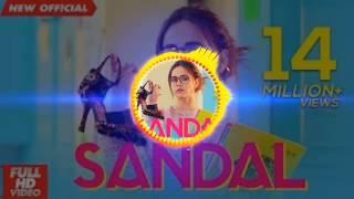 sandal remix mp3 song । sunanda sharma।punjabi songs।DJ namu channel