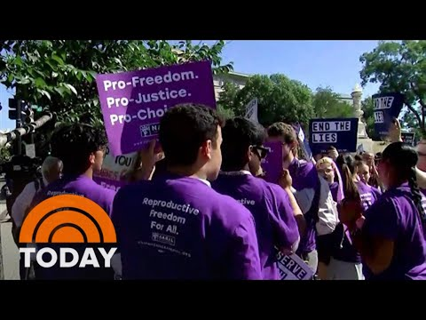 Texas Abortion Ruling Brings Growing Fallout