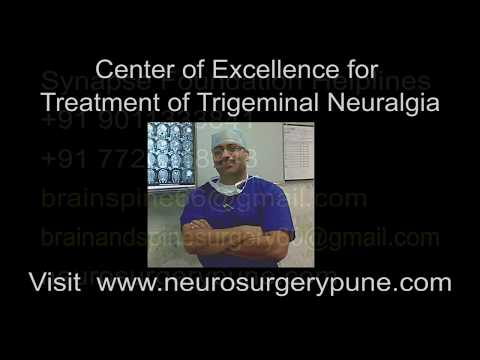 Chronic SevereChronic SevereTrigeminal NeuralgiaChronic SevereChronic SevereTrigeminal NeuralgiaPati.