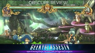 Obscure Game Review - Battle Fantasia