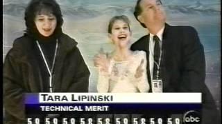 Tara Lipinski - 1997 U.S. Figure Skating Championships, Ladies' Free Skate