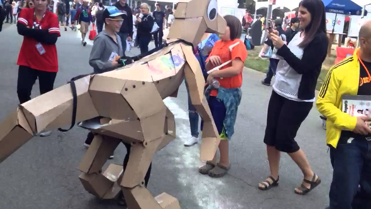 Kit rex cardboard dinosaur costume youtube solutioingenieria Image collections