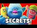 15 Trolls SECRETS & EASTER EGGS - DreamWorks Animation