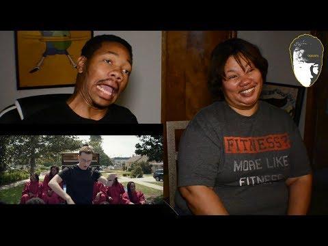 Mom reacts to Logic & Damian Lemar Hudson - Black SpiderMan