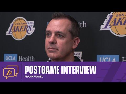 Lakers Postgame: Frank Vogel (2/10/21)