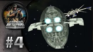 Star Wars Battlefront: Renegade Squadron (PSP) HD Gameplay: Space Coruscant | CIS