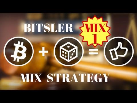 Bitcoin auto bet strategy