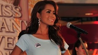 Sex as born is nothing concerned with beauty. Ladyboy Miss Tiffany's Universe 2014