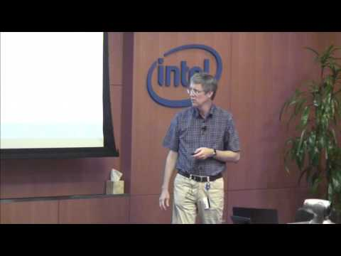 Intel: Low Latency Networking for Storage