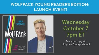 Launch Event: Wolfpack (Young Readers Edition) by Abby Wambach