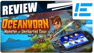 Oceanhorn - PS Vita Review - Monster of Uncharted Seas (Zelda Clone)