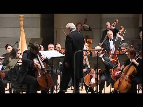 P.Tchaikovsky - Andante Cantabile for cello, Op 11 - Vytautas Sondeckis
