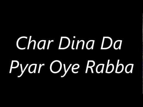 Atif Aslam's Lambi Judai 's Lyrics