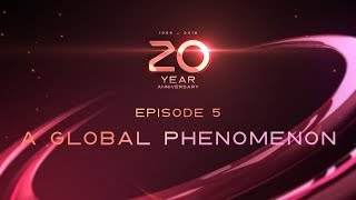 20 YEARS OF ULTRA  — EPISODE 5: A GLOBAL PHENOMENON