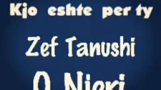 Zef Tanushi