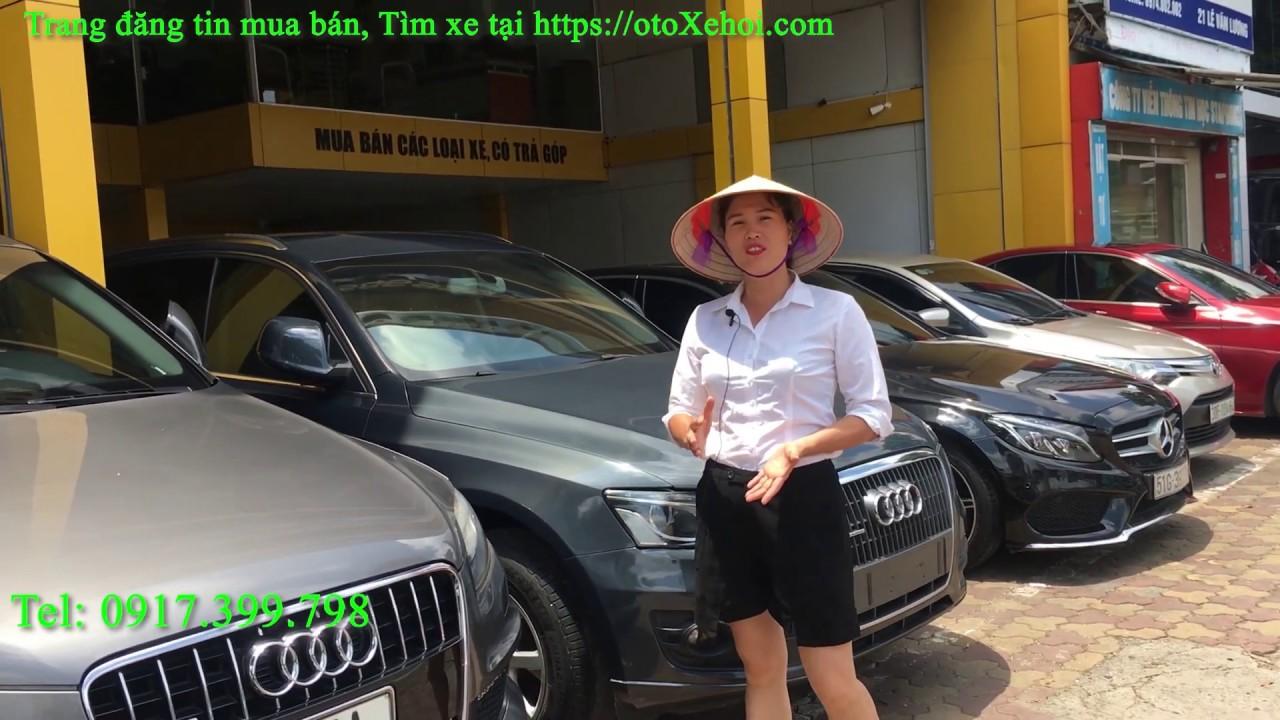 Lại Giảm Sập Sàn Các Mẫu Xe Ô tô Cũ tại Sàn Ô tô Việt Nam