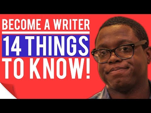 Becoming a Writer: 14 Things No One Told Me