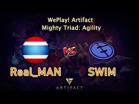 Real_MAN vs swim vod