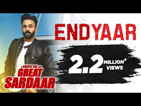 End Yaar | Dilpreet Dhillon | Desi Crew | Great Sardaar | 30th June | Latest Punjabi Songs 2017